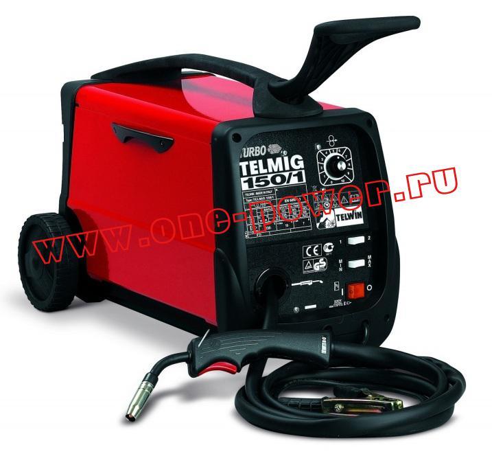 Telwin Telmig 150/1 Turbo сварочный аппарат