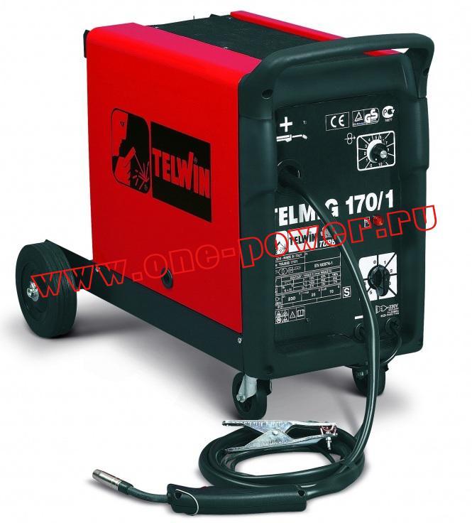 Telwin Telmig 170/1 Turbo сварочный аппарат
