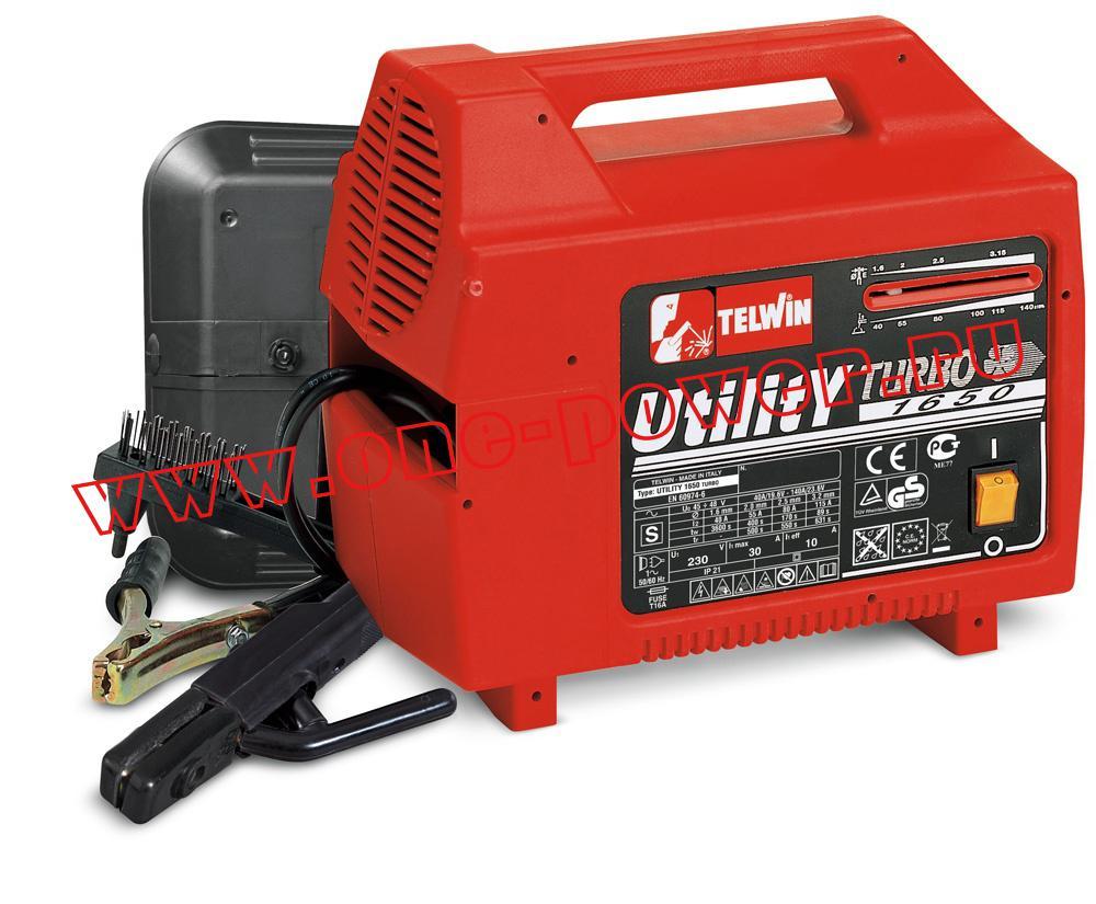 Telwin Utility 1650 T дуговой сварочный аппарат