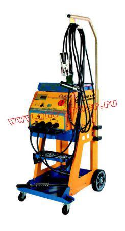 Однофазный электронный сварочный аппарат точечной сварки FY-60