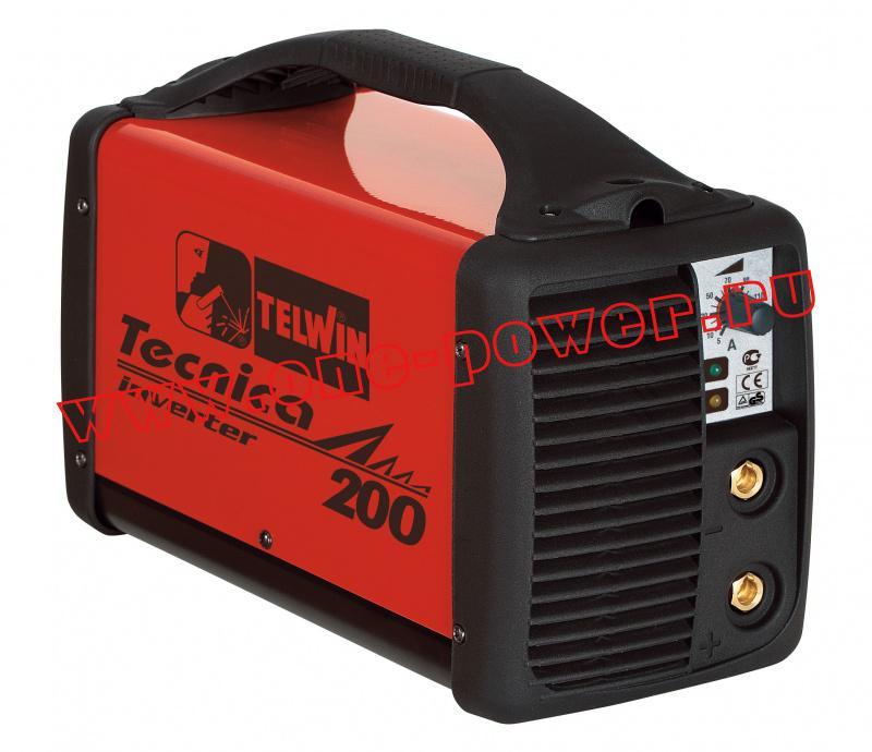 Telwin Tecnica 200 сварочный инвертор