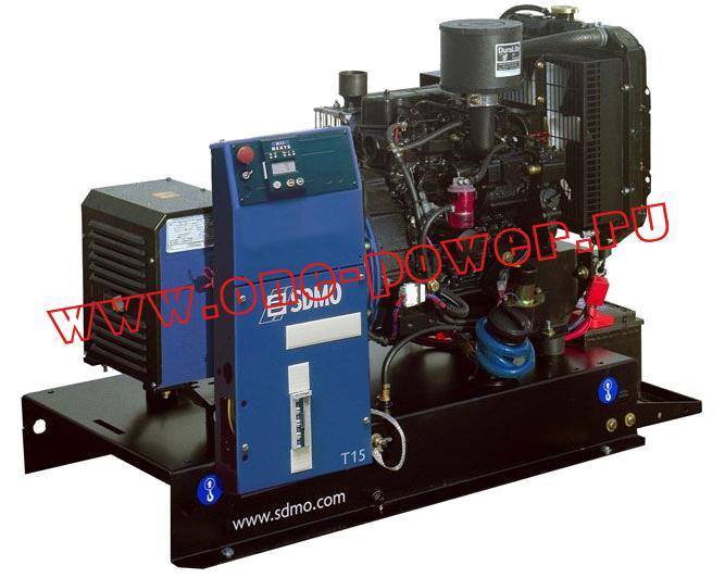 Дизельная электростанция SDMO T15HK