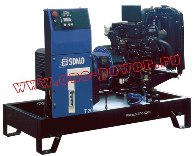 Дизельная электростанция SDMO T20HK