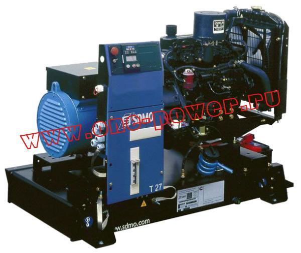 Дизельная электростанция SDMO T27HK
