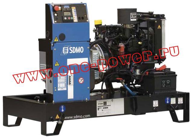 Дизельная электростанция SDMO T9HK