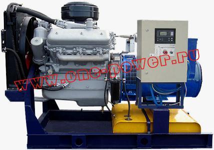 ООО РМЗ предлагает различные варианты исполнения дизельных электростанций