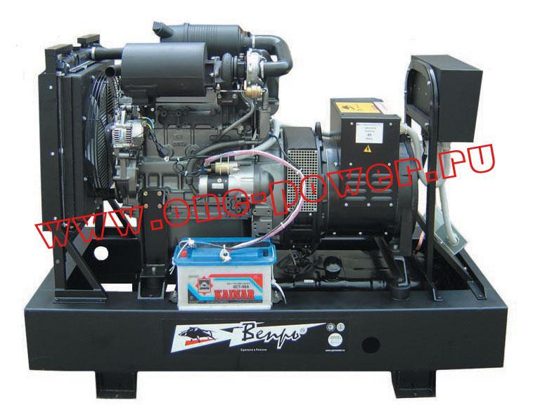 Дизельные стационарные агрегаты серии АДС 1500 об/мин