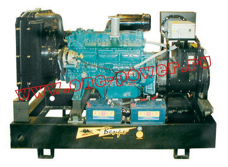 Агрегаты дизельные стационарные 1500 об/мин (АДС)