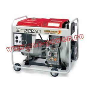 Дизельный сварочный генератор Yanmar YDW190N
