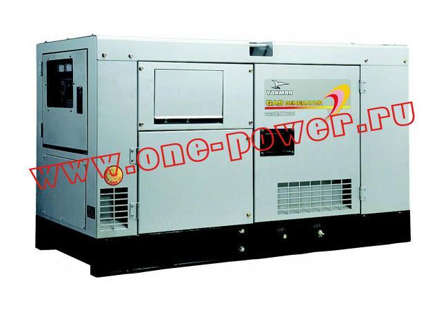 Газовый генератор Yanmar YEG160NTLS