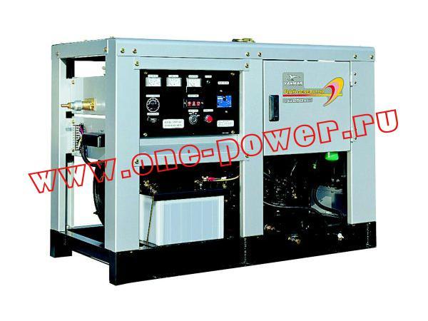 Газовый генератор Yanmar YEG160PTLC