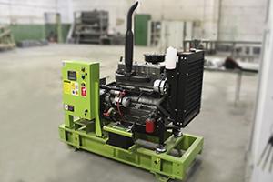 Дизельный генератор для медицинского учреждения