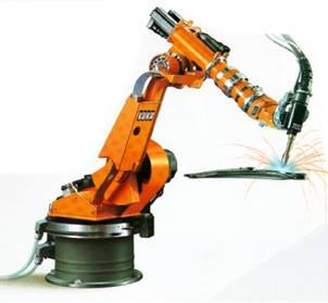 роботизированная сварка