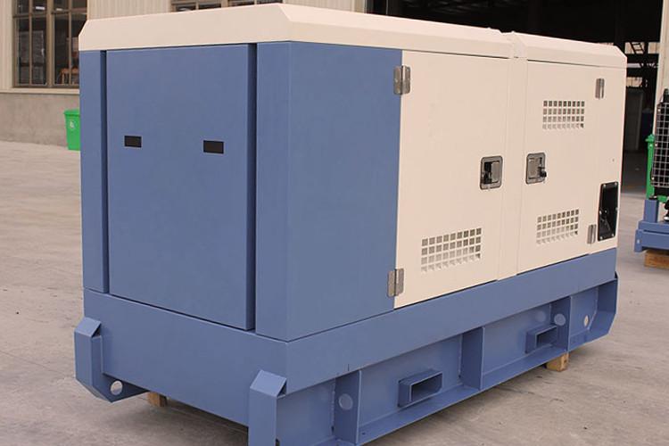 Поставка генератора для отделения банка
