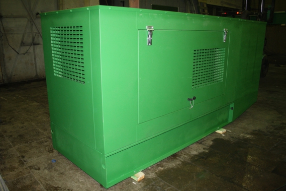 Поставка генератора для строительства многоквартирного дома