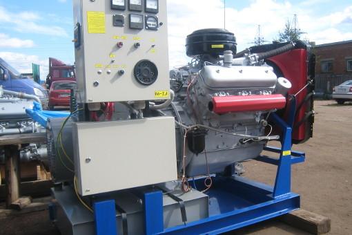 Поставка дизельного генератора мощностью 60 кВт в Севастополь