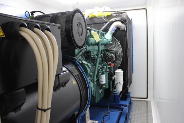 Поставка дизель-генератора в Ставрополь