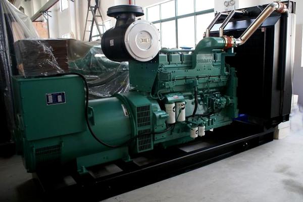 Поставка мощного дизель-генератора в Краснодарский край