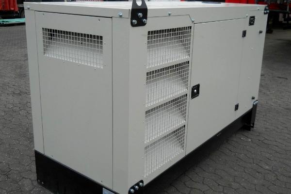 Поставка генератора для сети продуктовых магазинов