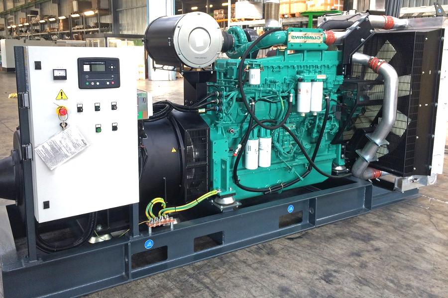 Поставка дизельной электростанции ADV-500