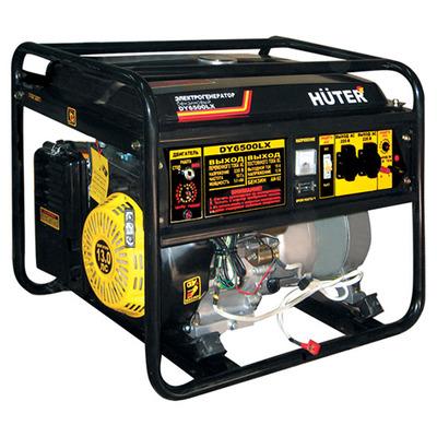 На сайт добавлены новые модели генераторов торговой марки Huter