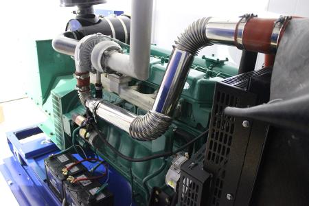 Изменения в конструкции системы вентиляции контейнеров для ДГУ