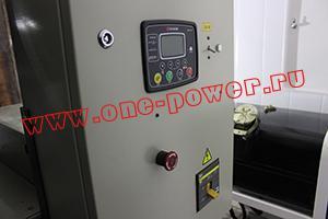 Фотография панели управления силовой установки