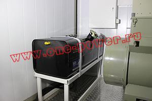 Фото топливного бака контейнера для ДГУ 200кВт ЯМЗ