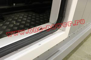 Фото резиного уплотнителя двери