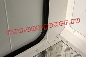 Фото нижних защитных панелей