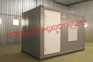 Фотографии дизельного генератора 100 киловатт в контейнере