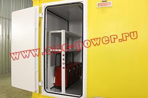 Фотография двери блок-контейнера ББН.4-6-0004