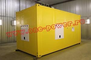 Фото блок-контейнера ББН.4-6-0004 вид сзади