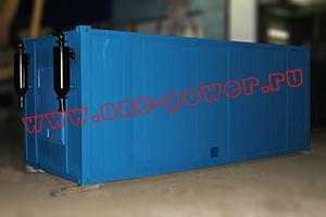 Фотографии дизельного генератора 250 киловатт в контейнере