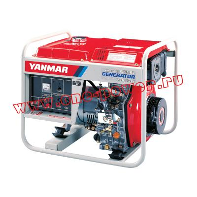 Дизельный генератор Yanmar YDG6600N