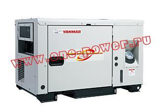 Дизельный инверторный генератор Yanmar eG100i