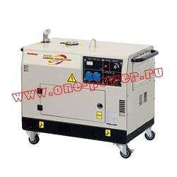 Дизельный генератор Yanmar EG55N