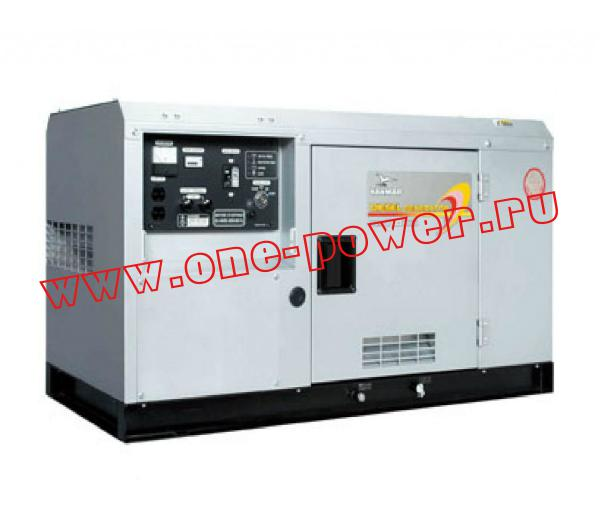 Дизельный генератор Yanmar YEG140DSHS