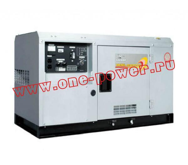 Дизельный генератор Yanmar YEG140DTHS
