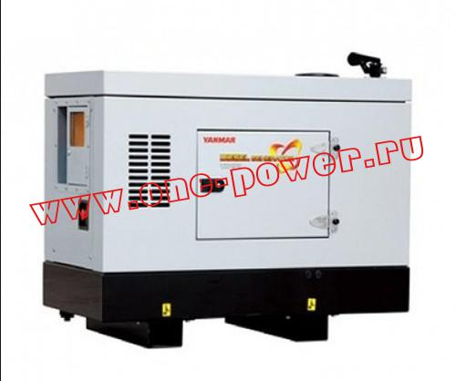 Дизельный генератор Yanmar YEG230DSLS