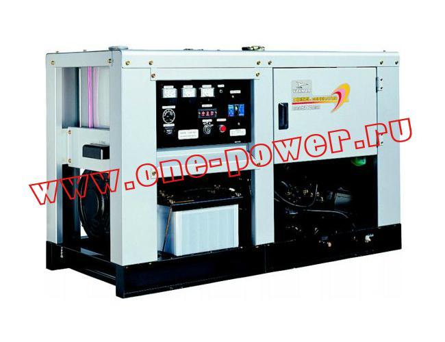 Дизельный генератор Yanmar YEG450DSLC