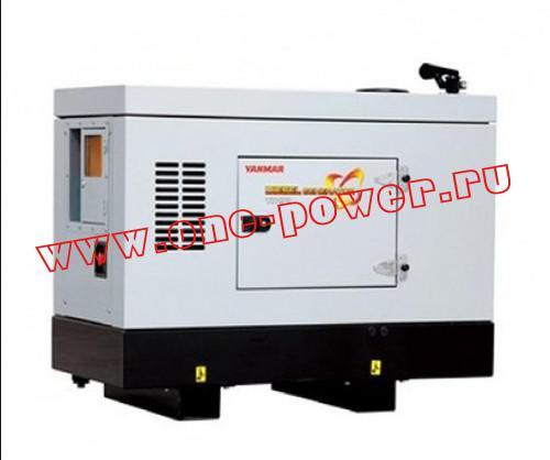 Дизельный генератор Yanmar YEG650DSLS