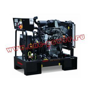 Дизельный генератор Yanmar YH170DTLA