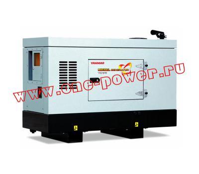 Дизельный генератор Yanmar YH170DTLS