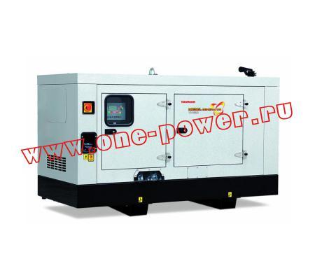 Дизельный генератор Yanmar YH550DTLS