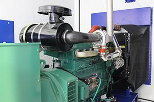 Поставка дизельного генератора