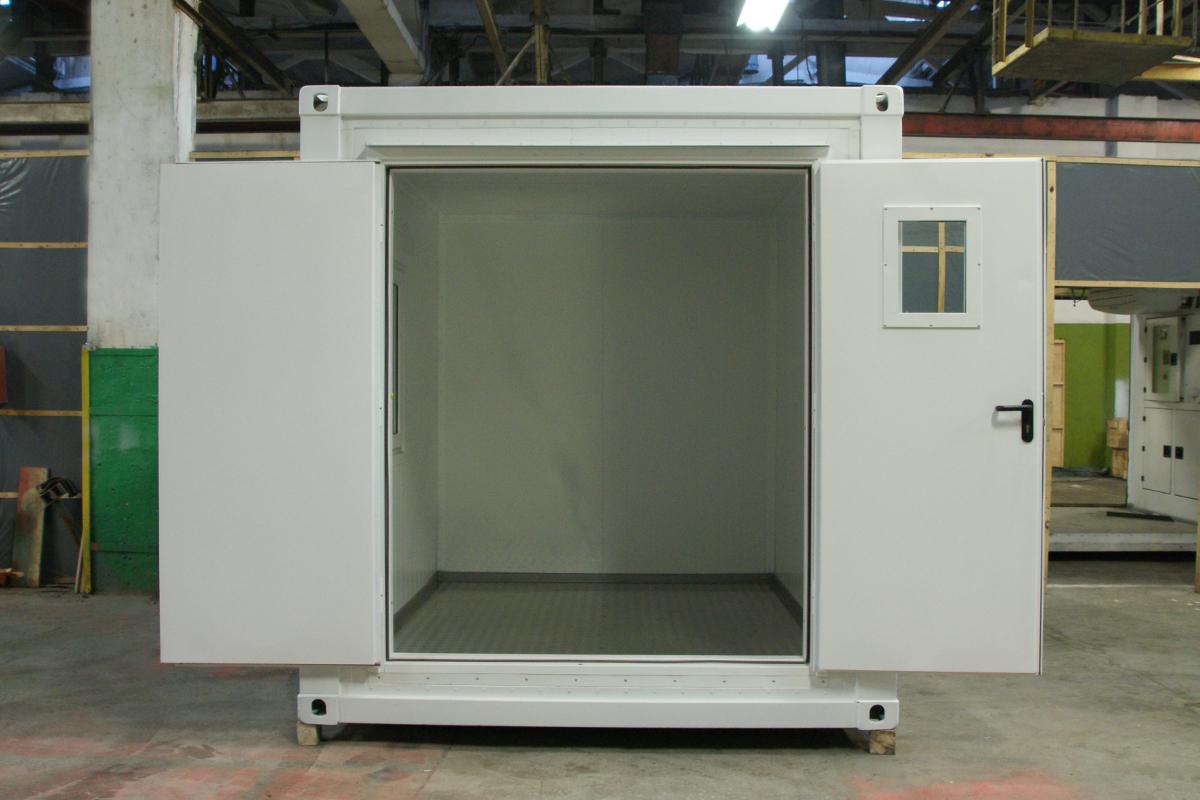 Новые размеры контейнеров для дизельных генераторов