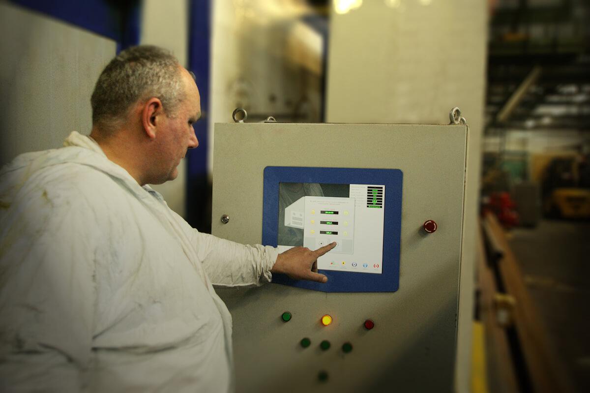 Завод по производству генераторов компании ООО «Кронвус-Юг»