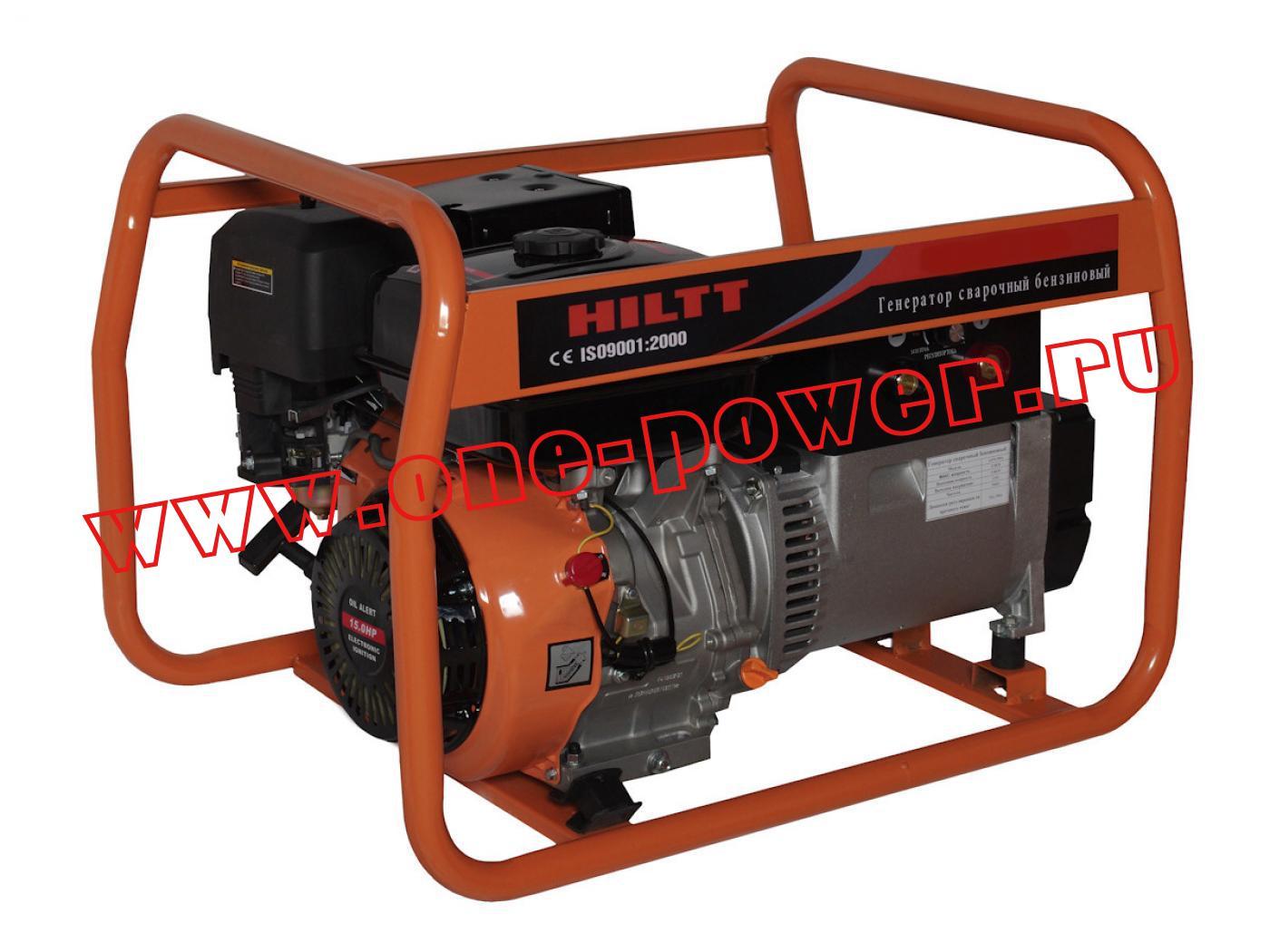 Бензиновый генератор Hiltt GFW 190 A