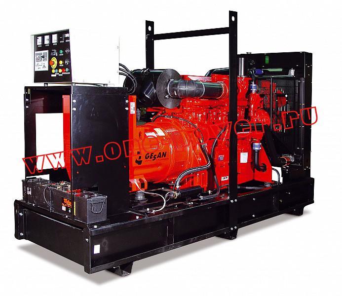 Закупка на склад дизельных генераторов мощностью от 20 до 150 кВт